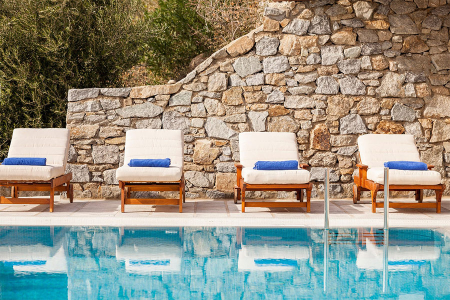 the king of villas rental mykonos
