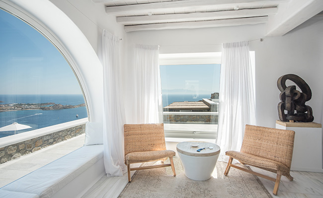 king villas mykonos one & only villa