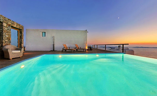 king villas mykonos sunkissed villa
